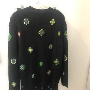 Rare Kenzo X H&M matching pajama pants/sweater set
